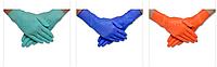 Разновидности медицинских перчаток