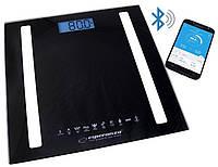 Весы напольные Esperanza EBS016K B.Fit 8in1 black