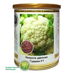 Семена капусты цветной «Гудман F1» 100 г, инкрустированные (Агромакси)