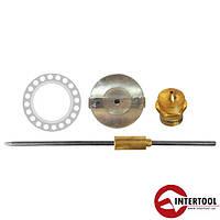 Комплект форсунок 2.0 мм к (PT-0204,PT-0205,PT-0210,PT-0211) Intertool  PT-2006