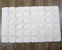 Коврик Irya - Cuba beyaz белый 50*80