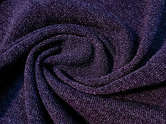 Трикотаж ангора корейская, фиолетовый