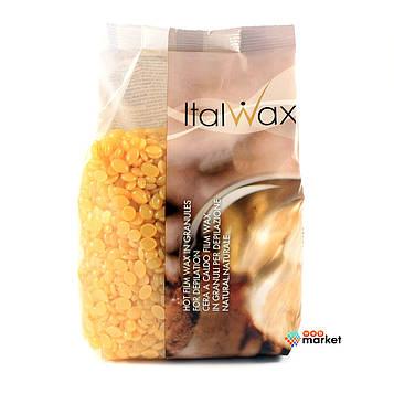 Воск горячий в гранулах ItalWax Натуральный 1 кг