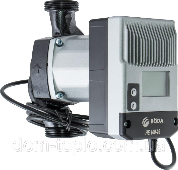 Насос циркуляционный энергосберегающий Delta HE100-25-180