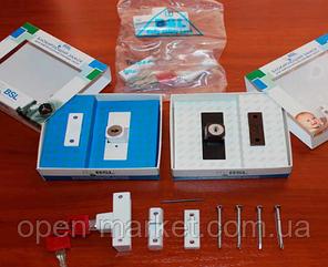 BSL - Блокирующий замок на окно, детская безопасность, защита на окно 1. Упаковка пакетик., фото 2
