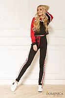 Donna-M Стильный и удобный спортивный костюм Р 2090, фото 1