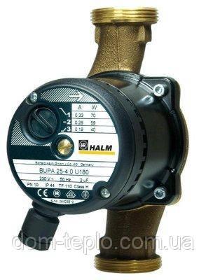 Насос Halm BUPA 15-4.0 U 130 циркуляционный