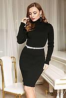 Donna-M Платье-футляр с длинным рукавом V 20, фото 1