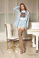 Donna-M Костюм твидовый с шортами Р 2107, фото 1