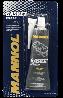Серый силиконовый герметик Mannol Gasket maker GREY  85g