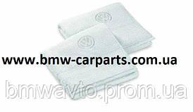 Набор из 2-х полотенец для рук Volkswagen Logo Hands Towel, 2 pcs
