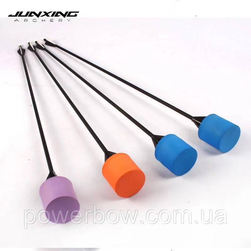 Стрелы для лука для игры в арчери таг (archery tag)
