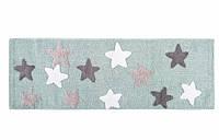 Коврик Irya - Star aqua аква 50*90