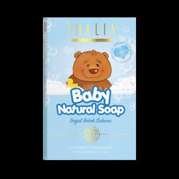 Натуральное детское мыло для мальчиков с ромашкой с рождения 100 г Thalia