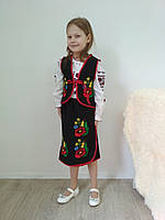 Детский украинский национальный костюм 30-40 р