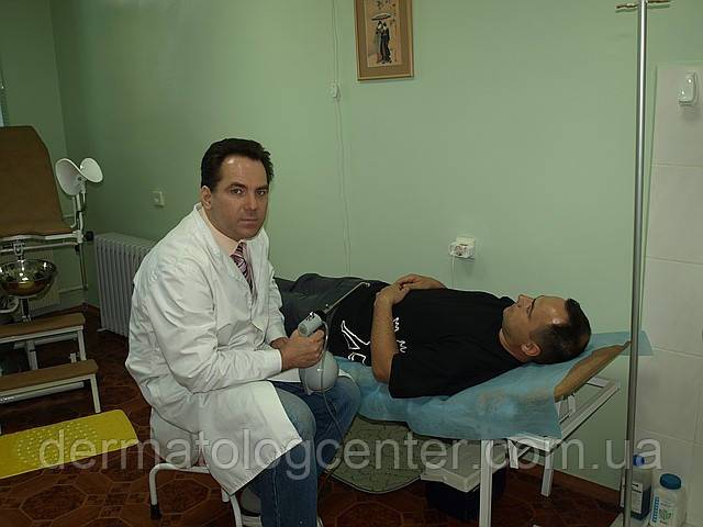 Услуги венеролога