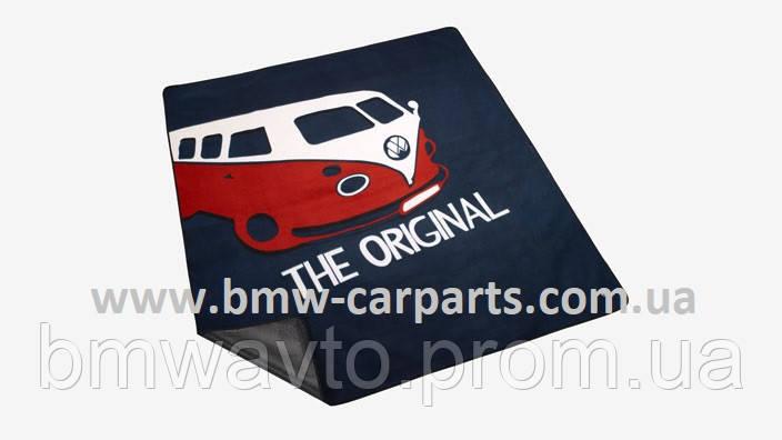 Покрывало для пикника Volkswagen T1 Bulli Fleece Blanket, фото 3