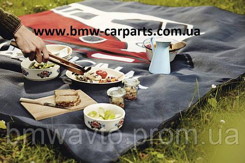 Покрывало для пикника Volkswagen T1 Bulli Fleece Blanket, фото 2