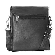 Мужская сумка-мессенджер DIWEILU 21х25х6  м 9888-3ч, фото 3