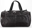 Дорожная спортивная сумка Dolly 787 три расцветки 46 см. - 25 см. - 25 см. Чёрный, фото 2