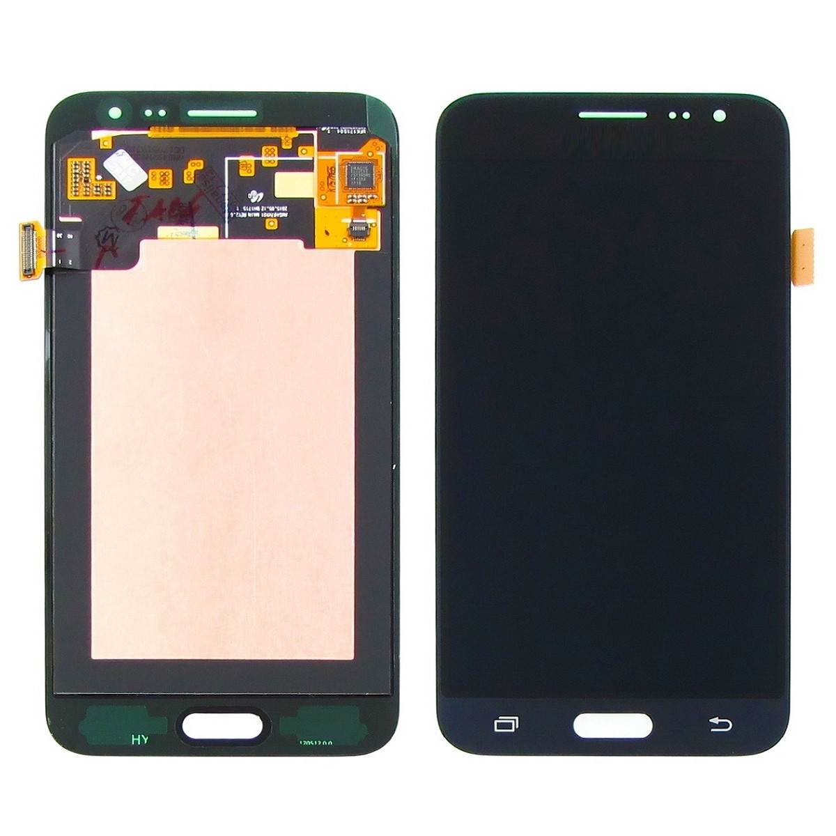 8f1b95e0f68fd Дисплей для Samsung J300 Galaxy J3 с чёрным тачскрином оригинал ...