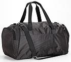 Дорожная спортивная сумка Dolly 787 три расцветки 46 см. - 25 см. - 25 см. Чёрный, фото 4