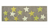 Коврик Irya - Star yesil зеленый 50*90