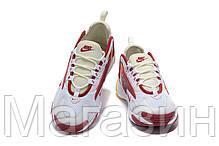 "Мужские кроссовки Nike Zoom 2K ""White/Red-Yellow"" (Найк Зум 2К) белые, фото 2"