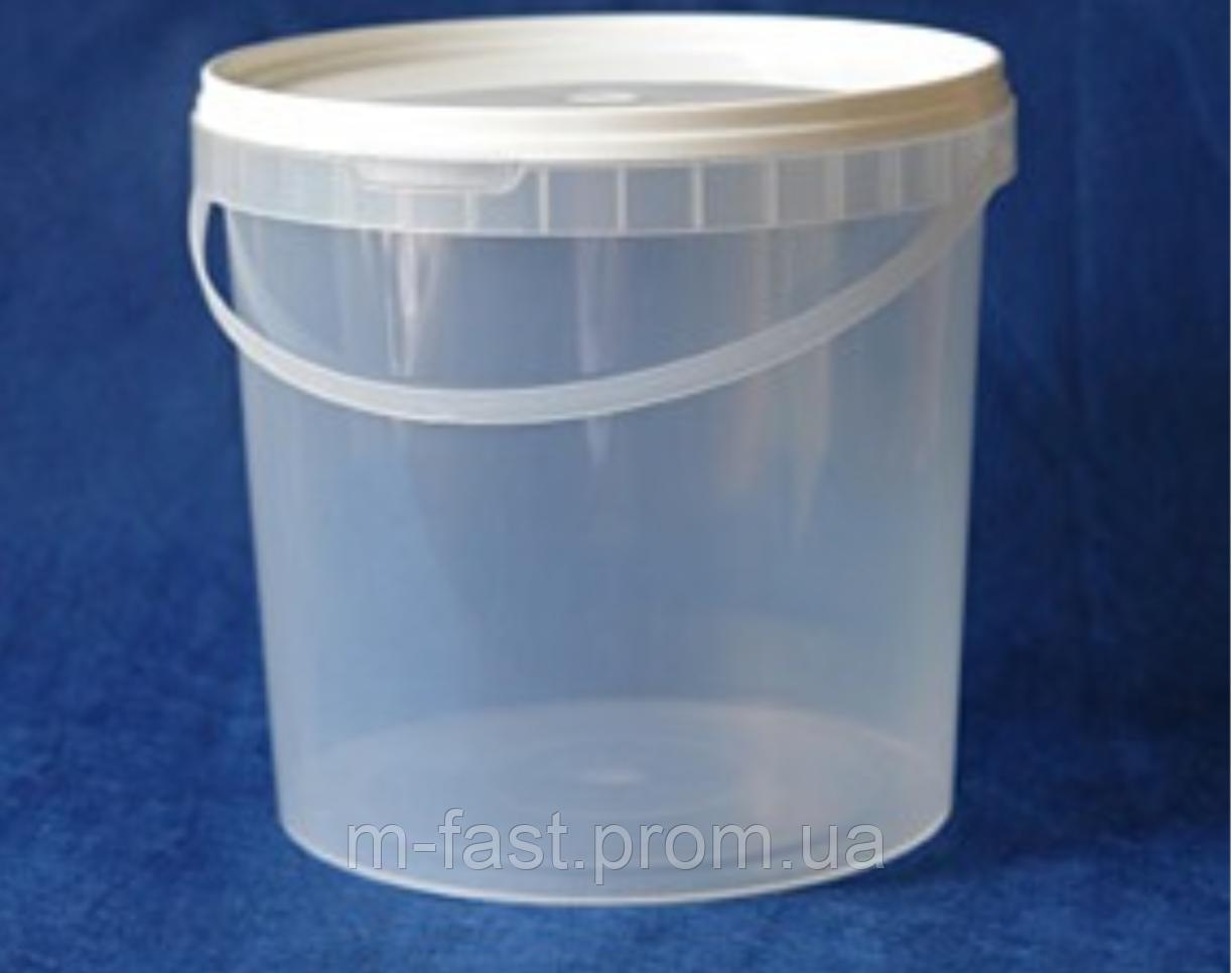 Ведро пластиковое для меда 5 л