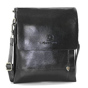 Мужская сумка-мессенджер DIWEILU 22х26х6 вертикальная м 1856-3ч, фото 2