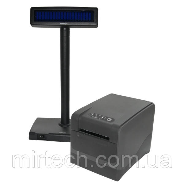 Фискальный регистратор МІНІ-ФП81.01 EG с индикатором