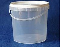 Ведро пластиковое для меда 10 л