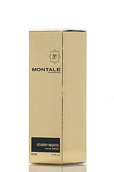 Парфюмированная вода Montale STARRY NIGHT для женщин 50 мл