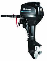 Двухтактный лодочный мотор SeaNovo T 9,8 BMS