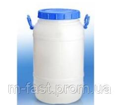 Бідон харчової пластмасовий, 25 л. Горловина 220 мм.