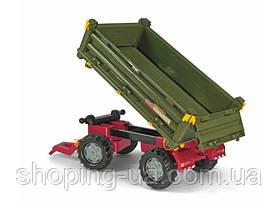 Прицеп rollyMulti Trailer Rolly Toys 125005, фото 2