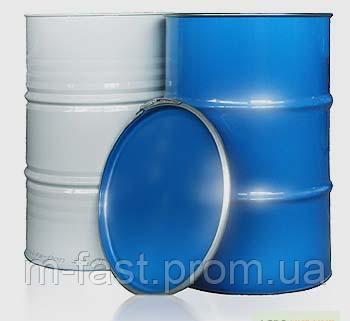 Бочка металлическая пищевая на 200л(целиндрическоя)