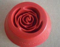 Силиконовый молд Роза 2