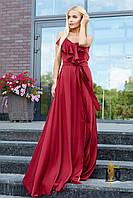 Donna-M Прелестное платье в пол станет жемчужиной любого образа Р 2241, фото 1