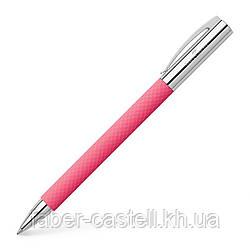 Шариковая ручка Faber-Castell Ambition OpArt Pink Sunset, цвет корпуса розовый закат, 149619