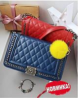 c46dcb27993c Женская сумка Шанель Бой декор цепь , качественая копия Распродажа Все в  одной цене