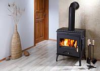 Отопительная печь камин на дровах(  Каминофен ) Haas+Sohn Arktic .