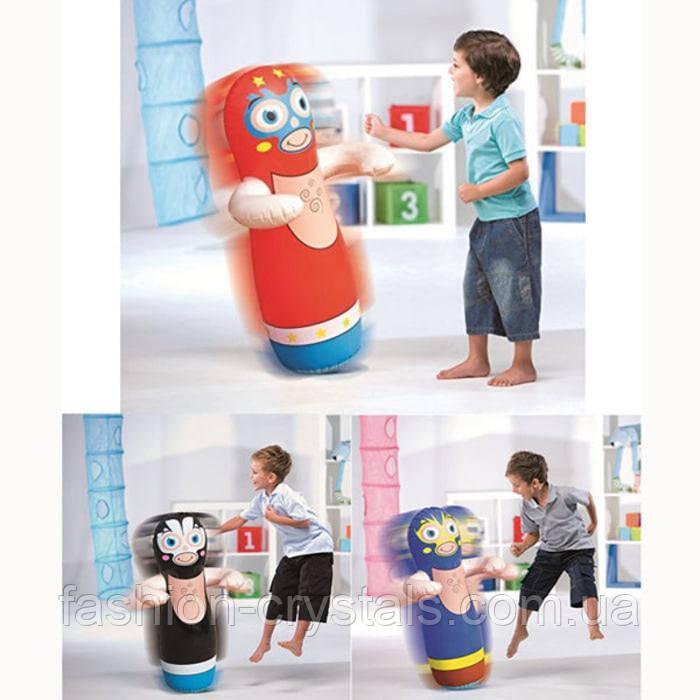Надувная игрушка для боксирования Best Way