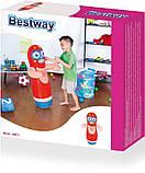 Надувная игрушка для боксирования Best Way  , фото 3
