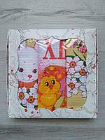 Подарочный набор полотенец Пасхальные мотивы, фото 1