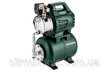 Насосна станція (гідрофор) Metabo HWW 4000/25 Inox