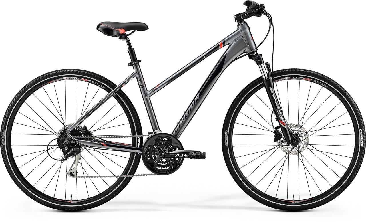 Велосипед  Merida CROSSWAY L 100   2019