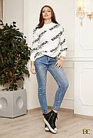 Donna-M Модный и  уютный удлиненный свитер BALENCIAGA V 16, фото 1