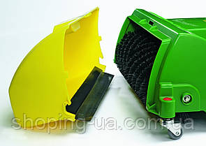 Щетка для уборки к трактору rollyTrac Sweeper John Deere Rolly Toys 409716, фото 3