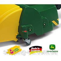 Щетка для уборки к трактору rollyTrac Sweeper John Deere Rolly Toys 409716, фото 2